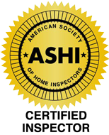 ASHI (American Society of Home Inspectors) Certified